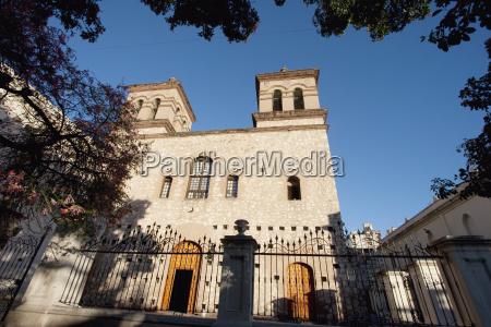 church of la compaa in the