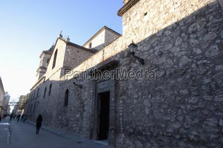 the manzana jesutica jesuit block of