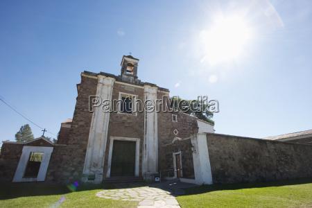 church of the estancia jesus maria