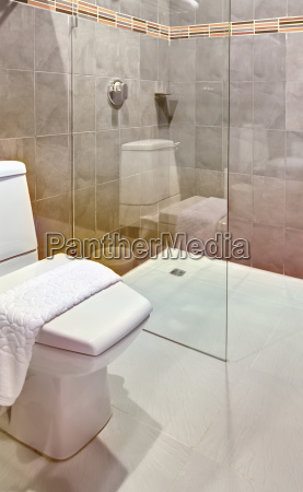 thailand bathroom in guest suite at