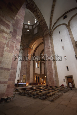 transept of the speyer cathedral officially