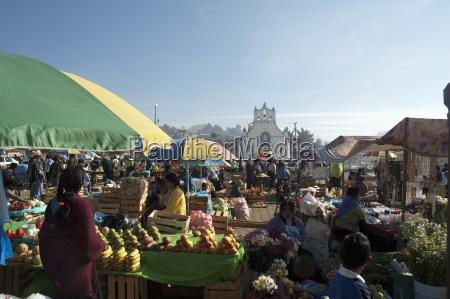 market day in san juan chamula