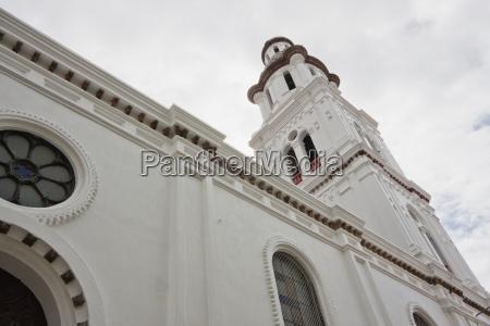 santo domingo church cuenca azuay ecuador