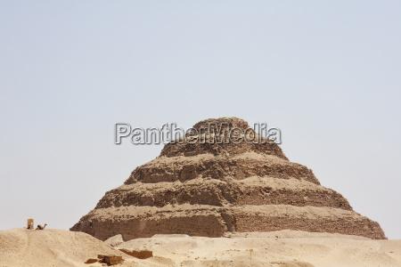 step pyramid of djoser saqqara al