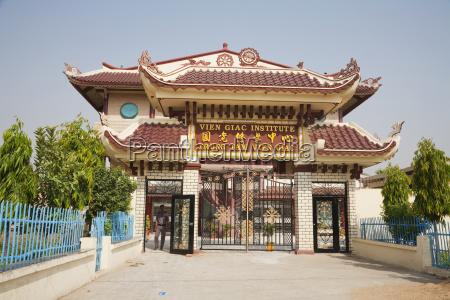 vietnamese monastery bodhgaya bihar india