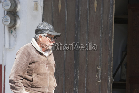 old man quiroga michoac