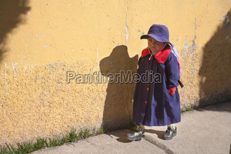 small schoolgirl copacabana la paz department