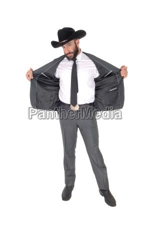 a portrait image of a man