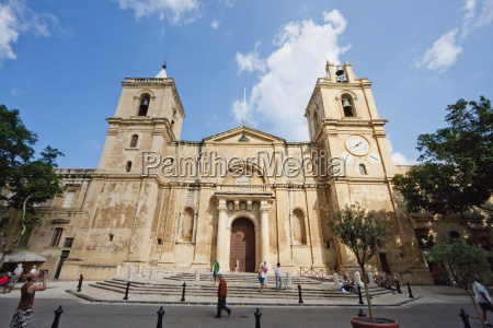 st johns co cathedral valletta malta
