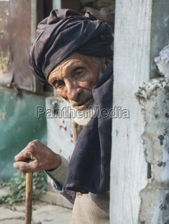 old man dhirkot azad kashmir pakistan