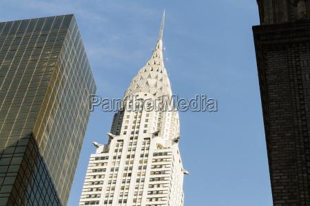 chrysler building new york city new