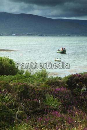inishbiggle island on the wild atlantic
