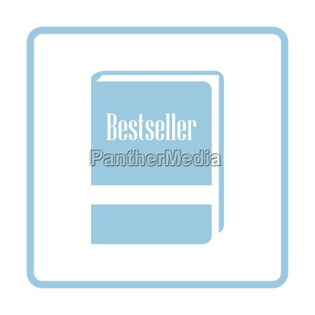 bestseller book icon