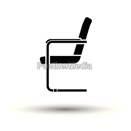 guest office chair icon
