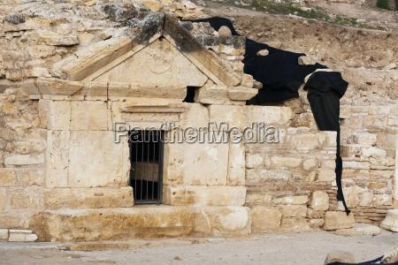 the tomb of saint philip one