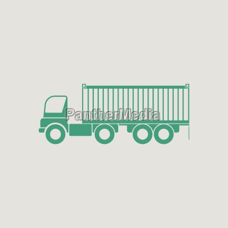 container truck icon