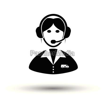 logistic dispatcher consultant icon