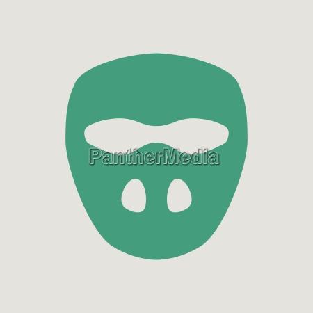 cricket mask icon
