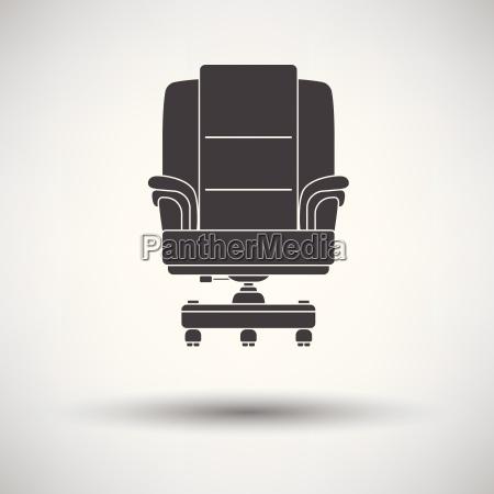 boss armchair icon