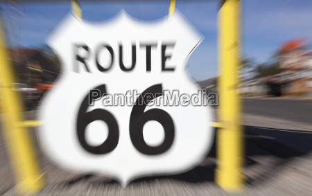 route 66 in seligman arizona often