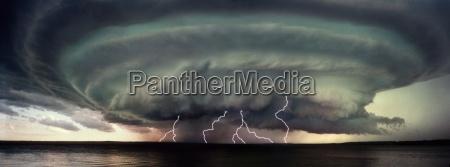 a severe storm