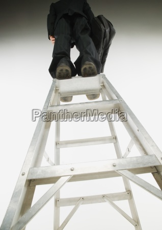 the top of the corporate ladder