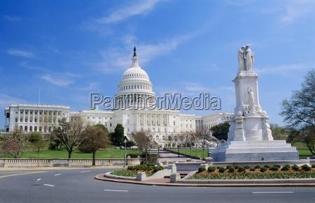 united states capital building washington dc