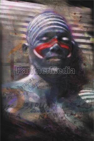 papua new guinea homeland composition