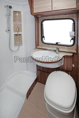 camper wc