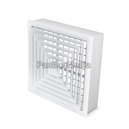 air vent cover in square shape