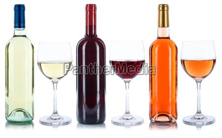 wine bottles wine glasses glasses red