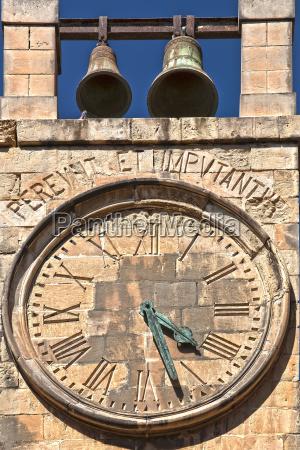 old valletta clocktower