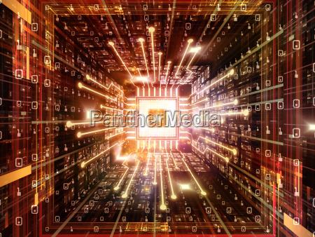 virtual digital processor