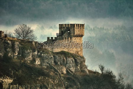 medieval stronghold tsarevets