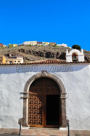 ermita de san sebastian in san