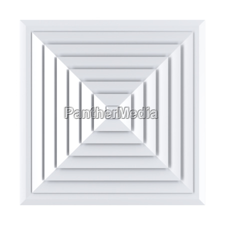 square air vent cover