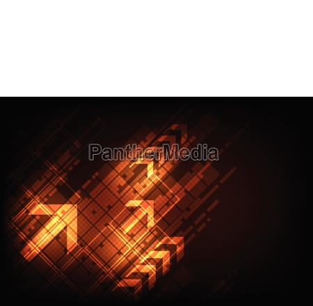 vector abstract background technology digital design