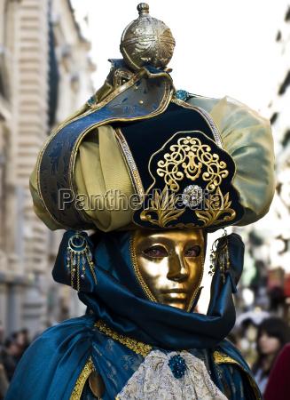 venetian style costume