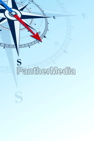 compass southeast background illustration