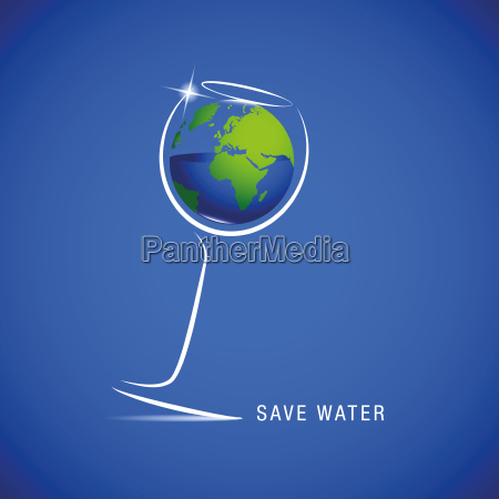 save water for the earth in