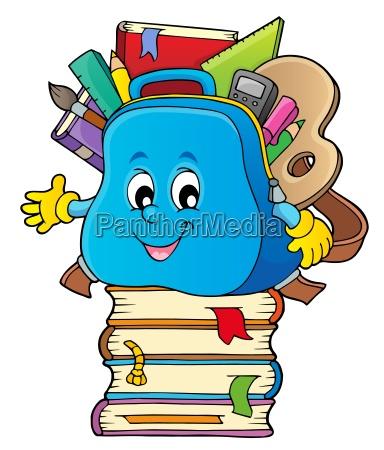 happy schoolbag topic image 3
