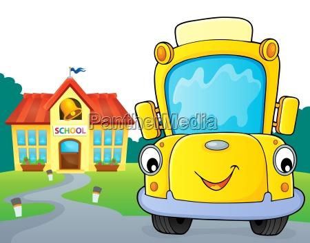school bus thematics image 6