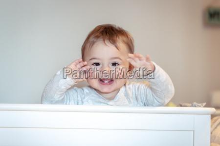 happy little child