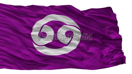 nonoichi city flag japan ishikawa prefecture