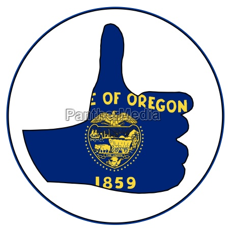 thumbs up oregon