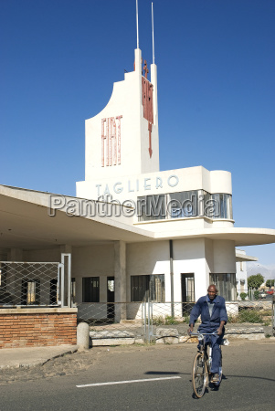 italian colonial architecture in asmara eritrea