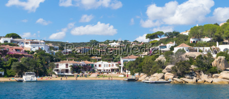 beautiful village of port rafael from