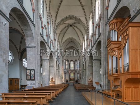 basilica saint kunibert cologne germany