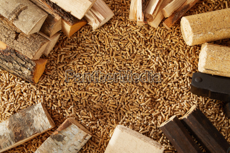 background of mounds of pegs and