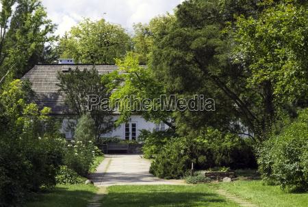 manor house in zelazowa wola